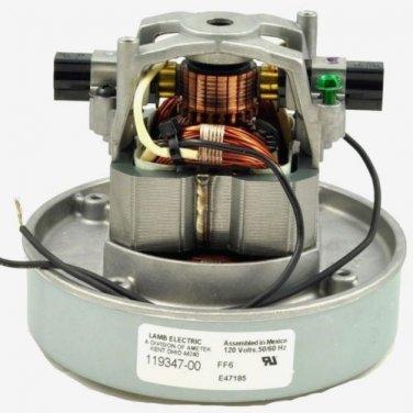 New Ametek ProTeam 105162 101719 Super Coach Vac Backpack Vacuum Motor 119347-00