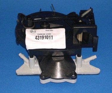 43191011 New Genuine Hoover V2 Dual V F72 Series Steam Vac 5 Brush Turbine Gear