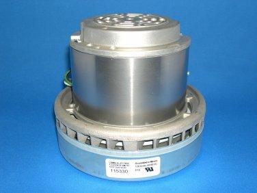 """115330 New Genuine Ametek Lamb 2 Stage 7.2"""" Peripheral Bypass Vacuum Motor"""