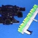 440007513 or 43191021 New Improved Genuine Hoover Steam Vac Turbine Gear & Brush Block Kit