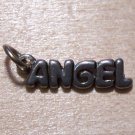 Pewter ANGEL Charm Lead Safe Made in U.S.A.