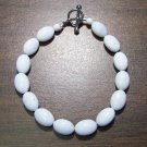 Marble Quartz Natural Stone Bracelet Made in the U.S.A.