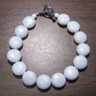 Quartz Marble Natural Stone Bracelet Made in the U.S.A.