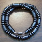 "Magnetic Hemalyke 16"" Tribal Necklace 1w Made in the U.S.A."