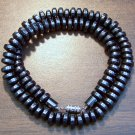 "Magnetic Hemalyke 16"" Tribal Necklace 2w Made in the U.S.A."