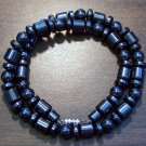 """Magnetic Hemalyke 16"""" Tribal Necklace 5w Made in the U.S.A."""