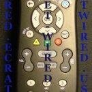 Three (Qty. 3) AT&T U-verse ATT Uverse Universal Remote Control (Replacement) OEM Black S10-S1