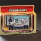 LLEDO Models of Days Gone Wonder Bread It's Slo-Baked Delivery Truck w People