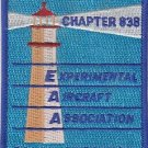 Vtg Chapter 838 Experimental Aircraft Association EAA Racine Wisconsin WIS Patch