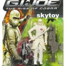 g.i. joe rise of cobra storm shadow ninja mercenary mosc