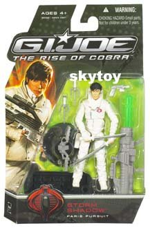 g.i. joe rise of cobra storm shadow paris pursuit mosc