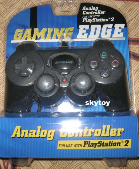 playstation 2 controller new