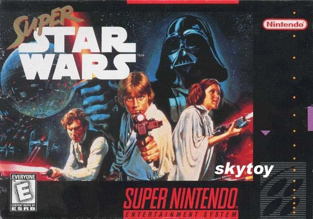 star wars snes game