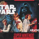star wars snes game