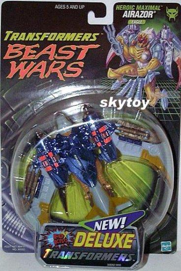 Beastwars Transmetal airazor fox kids mosc