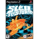 sled storm PlayStation 2 game
