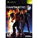 fantastic 4 four xbox game new