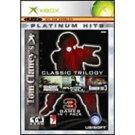 tom clancy trilogy xbox game new