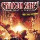 Crimson Skies xbox game
