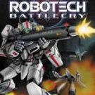 Robotech Battlecry ps2 game