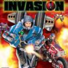 Robotech Invasion ps2 game