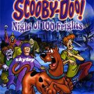 Scooby doo night of 100 frights ps2 game