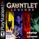 gauntlet legends playstation game