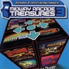 midway arcade treasures 3 playstation 2 game new