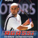 agassi tennis generation ps2 game
