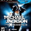 michael jackson experience ps3 new