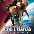 metroid prime 3 corruption wii game