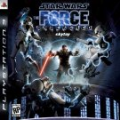 Star Wars the The Force Unleashed ps3 game