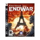 endwar ps3 game