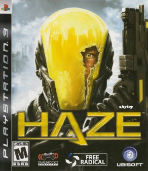 haze ps3 game