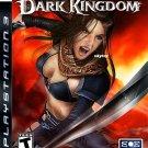 untold legend dark kingdom ps3 game