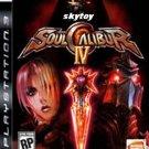 soul calibur IV ps3 game