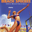 beach spikers gamecube game