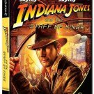 indiana jones and the staff of kings ps2 new