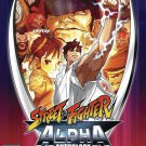 Street Fighter Alpha Anthology Collection ps2