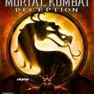 Mortal Kombat: Deception ps2