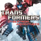 transformers cybertron adventures wii