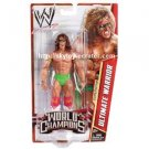 ultimate warrior wwe world champions moc