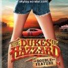 Dukes Of Hazzard Double Feature The Hog-Wild Edition Rare DVD