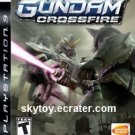 Mobile Suit Gundam Crossfire ps3