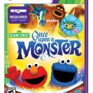 elmo once upon a monster xbox 360 new