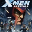 xmen legends ps2 game