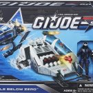 gijoe battle below zero snake-eyes skyhawk cobra wolf ice viper misb