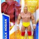 wwe Hulk Hogan figure moc