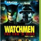 watchmen xbox 360 game