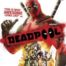 deadpool xbox 360 game